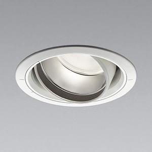 コイズミ照明 LEDユニバーサルダウンライト 5500lmクラス HID100W・FHT57W×3相当 温白色 埋込穴φ175mm 照度角45° 電源別売 XD91434L