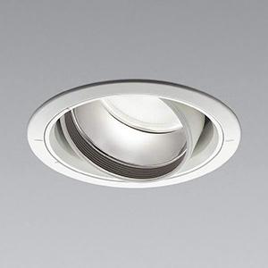 コイズミ照明 LEDユニバーサルダウンライト 5500lmクラス HID100W・FHT57W×3相当 白色 埋込穴φ175mm 照度角60° 電源別売 XD91438L