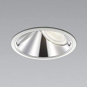 コイズミ照明 LEDウォールウォッシャーダウンライト 4000lmクラス HID100W・FHT42W×3相当 温白色 埋込穴φ150mm 電源別売 XD91440L