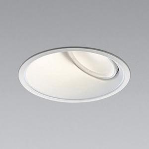 コイズミ照明 LEDウォールウォッシャーダウンライト 4000lmクラス HID100W・FHT42W×3相当 温白色 埋込穴φ150mm 電源別売 XD91443L