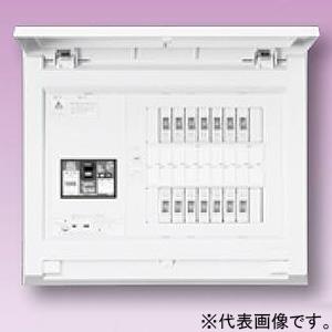 テンパール工業 住宅用分電盤 《パールテクト》 オール電化対応 パネルヒーター盤 扉付 14+2 主幹100A MAG210142PA