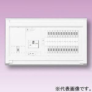 テンパール工業 住宅用分電盤 《パールテクト》 オール電化対応 エコキュート・IHクッキングヒーター 扉なし 10+2 主幹60A YAG36102IB2