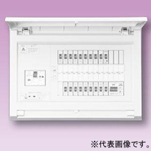テンパール工業 住宅用分電盤 《パールテクト》 EV・PHEV回路付 エコキュート・IHクッキングヒーター・太陽光発電システム対応 扉付 18+3 主幹50A MAG35183IT2C2EV