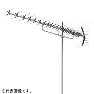 日本アンテナ UHF高性能型アンテナ 水平・垂直受信用 27素子タイプ 受信ch13~34 地上デジタル放送対応 AU27LX