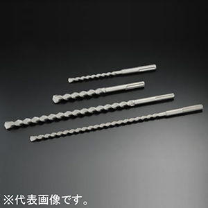 ユニカ SDS-maxビット SDSMAXタイプ・ロング 打撃+回転用 刃先径40.0mm シャンクサイズ18mm SDSMAXL40.0X540