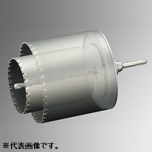 ユニカ 多機能コアドリル 換気扇用セット 《UR21》 Aシリーズ ALC用 回転専用 SDSシャンク 口径110・160mm シャンク径10mm UR-KA1116SD