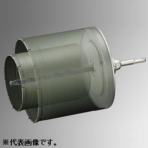 ユニカ 多機能コアドリル 換気扇用セット 《UR21》 Fシリーズ 複合材用 回転専用 SDSシャンク 口径110・160mm シャンク径10mm UR-KF1116SD