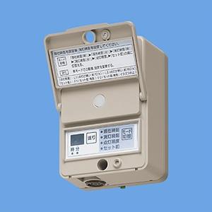 パナソニック 定刻消灯タイマ付EEスイッチ 看板スイッチ 露出・埋込両用 AC100V 15A EE6315