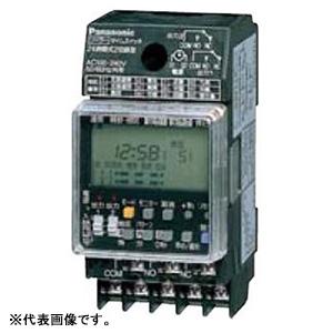 パナソニック 24時間式ソーラータイムスイッチ JIS協約型・2P 電子式 2回路型 TB251201K