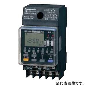 パナソニック 週間式タイムスイッチ JIS協約型・2P 電子式 タイマー出力 1回路型 TB262101K