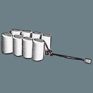 パナソニック 誘導灯・非常灯用交換電池 ニッケル水素蓄電池 9.6V 3000mAh FK886
