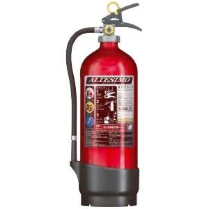 モリタ宮田工業 アルミ製蓄圧式粉末ABC消火器 《アルテシモ》 業務用 20型 総質量約8.1kg リサイクルシール付 MEA20リサイクルシールツキ