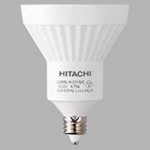 日立 【ケース販売特価 10個セット】 LED電球 ハロゲン電球形 中角タイプ スポットタイプ 電球色 最大光度2300cd E11口金 調光器対応 LDR5L-M-E11/D/C_set