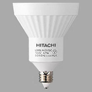 日立 【ケース販売特価 10個セット】 LED電球 ハロゲン電球形 中角タイプ(18°) 電球色 最大光度3500cd E11口金 LDR7L-M-E11/F_set