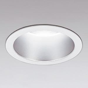 オーデリック LEDダウンライト M形 防雨仕様 埋込穴φ150 FHT42W×3灯クラス 配光角:31° 連続調光 本体色:オフホワイト 温白色タイプ 3500K XD301175