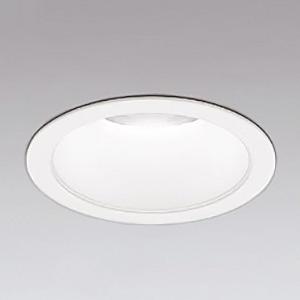 オーデリック LEDダウンライト M形 防雨仕様 埋込穴φ150 FHT42W×3灯クラス 配光角:31° 連続調光 本体色:オフホワイト 温白色タイプ 3500K XD301199