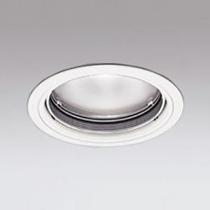 オーデリック LEDダウンライト M形 埋込穴φ125 CDM-TP70Wクラス 高効率タイプ 広拡散配光 連続調光 本体色:オフホワイト 白色タイプ 4000K XD401182