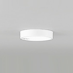 オーデリック LEDシーリングダウンライト 白熱灯100Wクラス 配光角113° 非調光 人感センサ付 本体色:オフホワイト 昼白色タイプ 5000K OL251758
