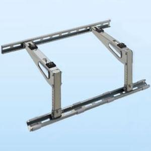 日晴金属 PCキャッチャー 傾斜屋根用 傾斜勾配14~32° 溶融亜鉛メッキ仕上げ 《goシリーズ》 PC-YJ30