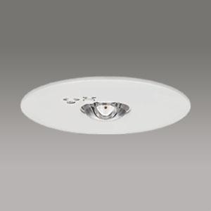 東芝 LED非常用照明器具 埋込型 一般形 30分間タイプ 30形 低天井用(~6m) リモコン自己点検機能付 昼白色 埋込穴φ100 LEDEM30221N