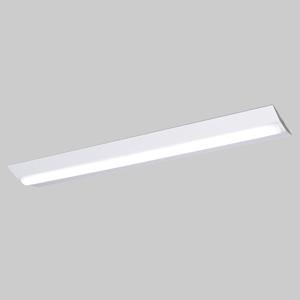 パナソニック 【お買い得品 10台セット】 一体型LEDベースライト 《iDシリーズ》 40形 直付型 Dスタイル W230 一般タイプ 5200lmタイプ PiPit調光タイプ Hf32形定格出力型器具×2灯相当 昼白色 XLX450DENZRZ9_set