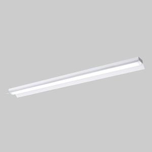 パナソニック 【お買い得品 10台セット】 一体型LEDベースライト 《iDシリーズ》 40形 直付型 反射笠付型 一般タイプ 5200lmタイプ 調光タイプ Hf32形定格出力型器具×2灯相当 昼光色 XLX450KEDZLR9_set
