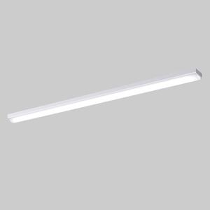 パナソニック 一体型LEDベースライト 《iDシリーズ》 40形 直付型 iスタイル 省エネタイプ 6900lmタイプ 非調光タイプ Hf32形高出力型器具×2灯相当 昼白色 XLX460NHNZLE9
