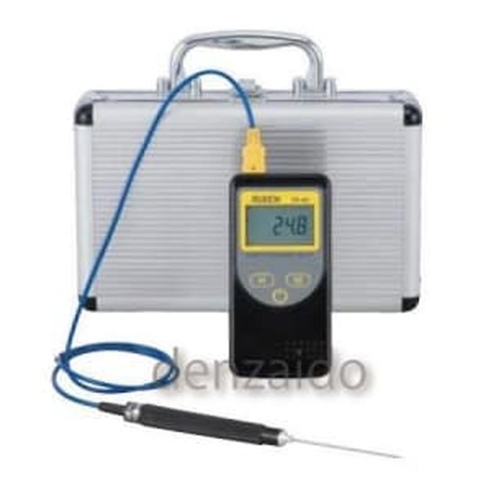 FUSO アウトレットセール 特集 ディスカウント -50℃~+450℃液温センサ付高性能温度計セット FS-300H