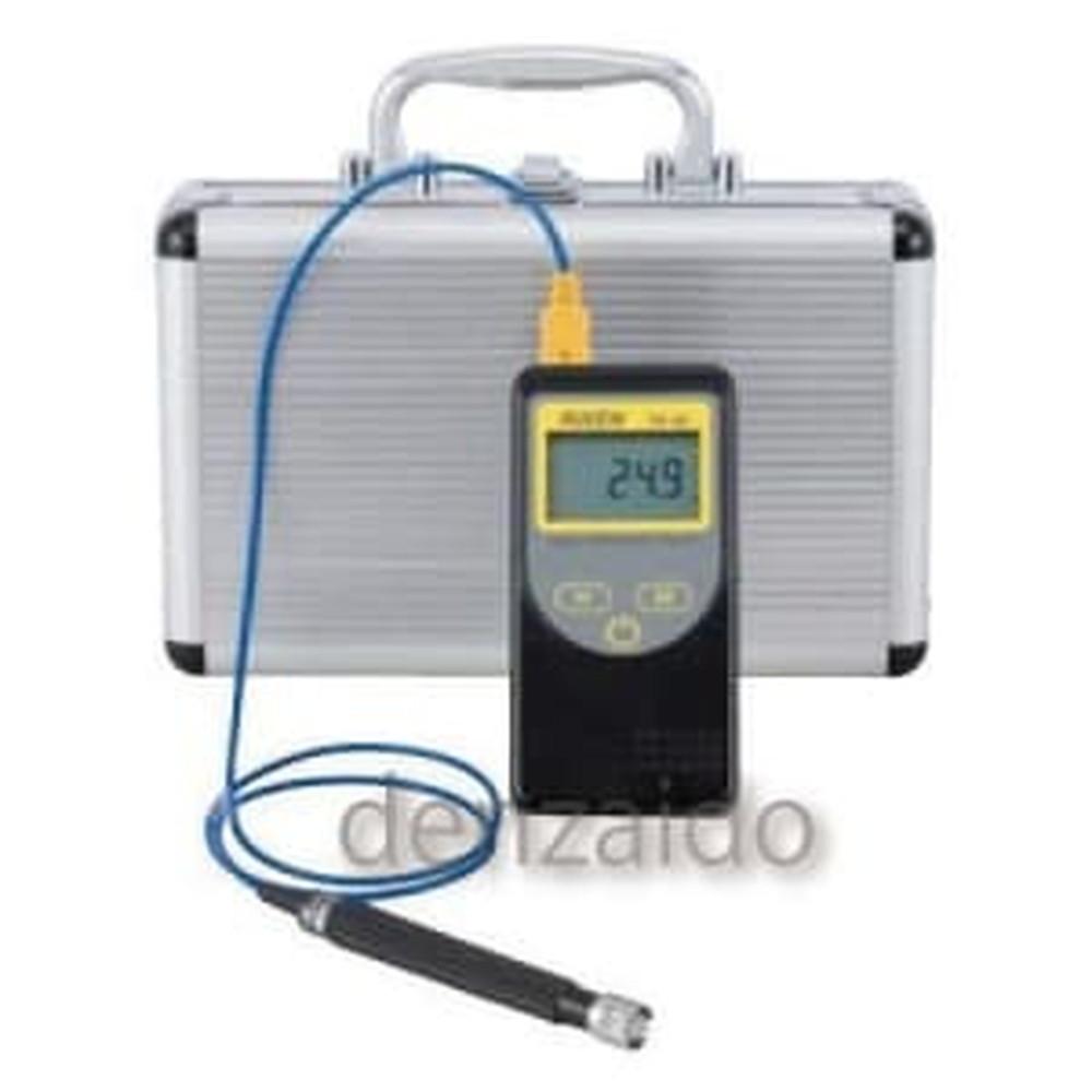 FUSO -50℃~+450℃表面センサ付高性能デジタル温度計セット FS-300S