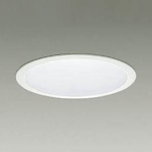 DAIKO LEDダウンライト LZ6 モジュールタイプ CDM-TP150W相当 埋込穴φ200mm 配光角60° 制御レンズ付 電源別売 温白色タイプ ホワイト LZD-60760AW
