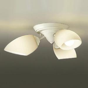 DAIKO LEDシャンデリア ~6畳用 ランプ付 白熱灯60W×3灯相当 非調光タイプ 7.8W×3灯 口金E26 電球色タイプ DCH-38794Y