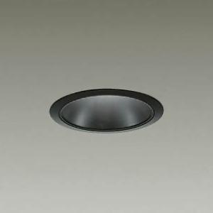 DAIKO ダウンライト 白熱灯100W相当 LZ1C 温調タイプ 埋込穴φ100mm 配光角50° 別置電源付 電球色タイプ ブラック LZD-91827FB