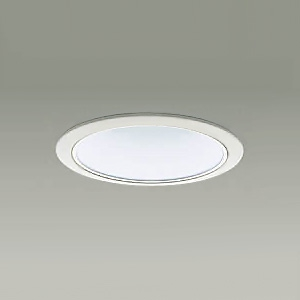 DAIKO LEDダウンライト LZ8C COBタイプ CDM-TP150W相当 埋込穴φ150mm 配光角40° 制御レンズ付 電源別売 温白色タイプ ホワイト LZD-91935AW