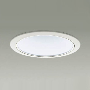 DAIKO LEDダウンライト LZ8C COBタイプ CDM-TP150W相当 埋込穴φ200mm 配光角40° 制御レンズ付 電源別売 白色タイプ ホワイト LZD-91939NW
