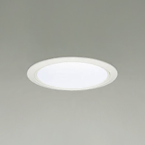 DAIKO LEDダウンライト LZ6C COBタイプ CDM-TP150W相当 埋込穴φ150mm 配光角40° 制御レンズ付 電源別売 昼白色タイプ ホワイト LZD-92341WW