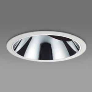 DAIKO LEDダウンライト 白色 CDM-T70W相当 埋込穴φ150mm 配光角8度 電源別売 グレアレス ユニバーサルタイプ LZD-92566NW