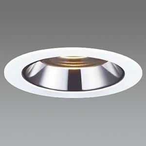 山田照明 LED一体型軒下ダウンライト ベースタイプ 防雨型 FHT42W相当 白色 Ra83 配光角度29° 天井切込穴φ100mm グレアレスタイプ 電源別売 DD-3312-W