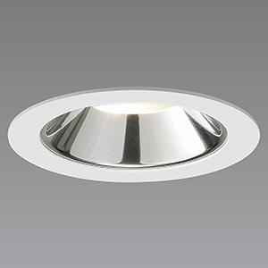 山田照明 LEDダウンライト 調光・調色タイプ アジャスタブルタイプ FHT42W相当 電球色~昼白色 配光角度28° 天井切込穴φ100mm グレアレスタイプ DD-3354