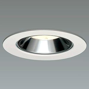 山田照明 LEDダウンライト 調光・調色タイプ ウォールウォッシャータイプ ダイクロハロゲン50W相当 電球色~昼白色 天井切込穴φ75mm DD-3387