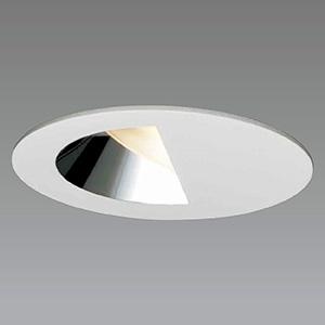 山田照明 LEDダウンライト ウォールウォッシャータイプ ダイクロハロゲン50W相当 温白色 天井切込穴φ50mm 電源別売 DD-3451-L