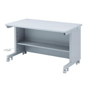 サンワサプライ GEデスク 平机タイプ W1600×D700mm 電源・ケーブル収納機能付 GE-1671
