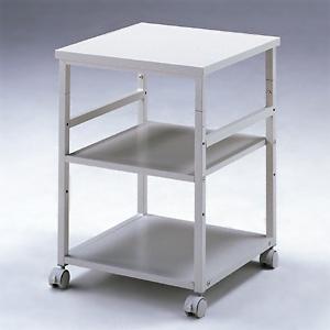 サンワサプライ 小型レーザープリンタスタンド 中棚3段階高さ設定可能 総耐荷重80kg LPS-T109