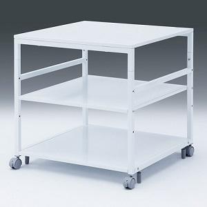 サンワサプライ プリンタスタンド 高さ2段階設定可能 W700×D700×H700・720mm LPS-T7070