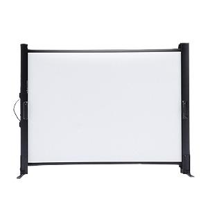 サンワサプライ モバイルスクリーン 机上式 40型相当 アスペクト比4:3 PRS-M40