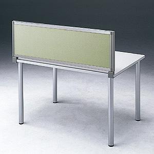 【受注生産品】 サンワサプライ デスク用パーティション デスクパネル W700×H400mm ベージュ OU-0470C3008