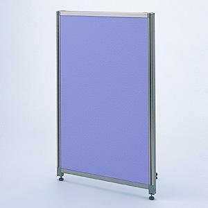 【受注生産品】 サンワサプライ パーティション Dパネル W700×H1300mm ブルー OU-1370C3006