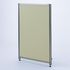 サンワサプライ パーティション Dパネル W700×H1800mm ベージュ OU-1870C3008