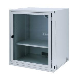 サンワサプライ マルチ簡易防塵ラック 液晶ディスプレイ+省スペースCPU+小型機器収納用 総耐荷重100kg MR-FAMULTKN
