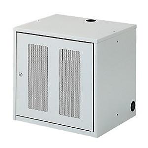 サンワサプライ ノートパソコン収納キャビネット 5台収納 3段まで積み重ね可能 CAI-CAB3