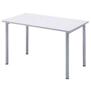 サンワサプライ MEデスク テーブルタイプ W600×D600mm 総耐荷重80kg ME-6060N